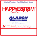HappyBottom Product Label